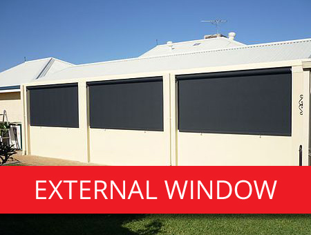External Window Blinds