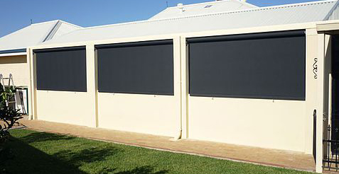 External Window Blinds Mandurah Greenfields Betta Shade
