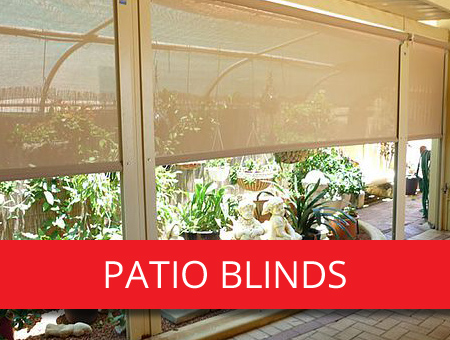 Patio or Cafe Blinds