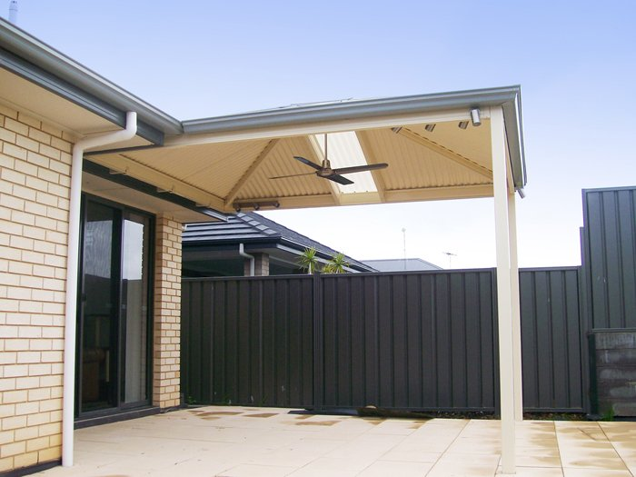 Gable Patio Pitched Roof